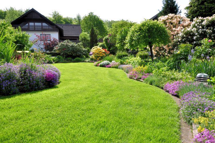 Aménagement d'espaces verts et entretien